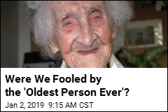 Oldest Known Person Now an Accused Fraud