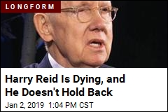 Harry Reid on Trump: Without Question, Our Worst President