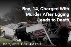 14-Year-Old Charged With Murder After Egging Leads to a Death