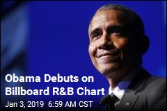 Obama Adds R&B Hit-Maker to His Resume