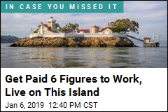Get Paid 6 Figures to Work, Live on This Island