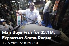 Man Buys Fish for $3.1M