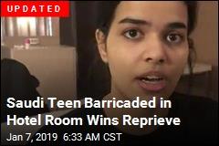 Atheist Saudi Teen Pleads for Asylum