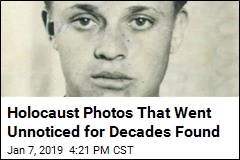 Holocaust Photos That Went Unnoticed for Decades Found