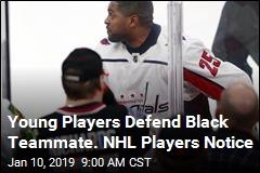 NHL Team Rewards Kids Who Stood Up to Racism
