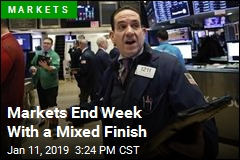 Markets End Week With a Mixed Finish