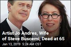 Artist Jo Andres, Wife of Steve Buscemi, Is Dead
