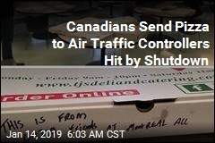 Air Traffic Controllers Buy Pizza for Unpaid American Counterparts