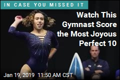 She Won't Stop Smiling in Perfect- 10 Routine. You Won't, Either
