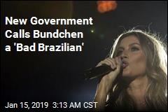 Minister Calls Gisele Bundchen a 'Bad Brazilian'