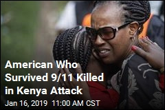 American Who Survived 9/11 Killed in Kenya Attack