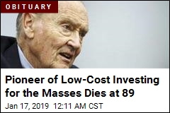 Founder of a New Era of American Investing Dies