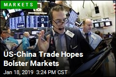 US-China Trade Hopes Bolster Markets