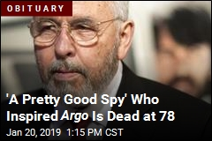 CIA Disguise Master Who Inspired Argo Is Dead at 78