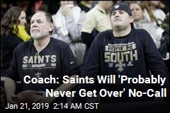 Saints Furious After 'Worst No-Call in History'