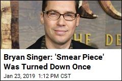 Bryan Singer: Atlantic Ran 'Smear Piece' Esquire Declined