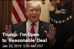 Trump: I'm Open to 'Reasonable' Deal