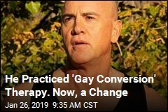 'Gay Conversion' Therapist: Things Have Changed for Me
