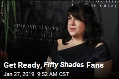 Fifty Shades Author Has More in Store