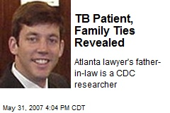 TB Patient, Family Ties Revealed