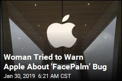 Woman Says She Warned Apple About FaceTime Bug More Than a Week Ago