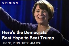 She's Democrats' Best Hope in 2020
