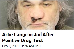 Drug Court Sends Artie Lange to Jail