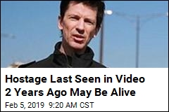 Photographer Taken by ISIS 6 Years Ago May Be Alive