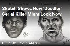 New Sketch of 'Doodler' Serial Killer Released
