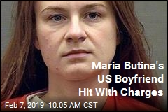 Maria Butina's US Boyfriend Hit With Charges