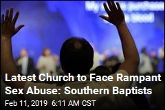 Report Reveals Sex Abuse in Southern Baptist Churches