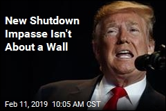 Another Shutdown Could Happen This Week
