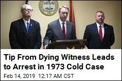 Tip Leads to Arrest in 1973 'Dixie Mafia' Murder