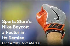 Nike Boycott Takes Down Long-Running Sports Store