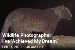 Wildlife Photographer: I've 'Achieved My Dream'
