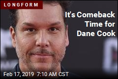 Dane Cook Is Back