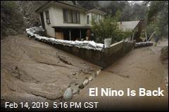 El Nino Is Back
