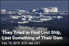 Shackleton's Famous Lost Ship Remains Missing