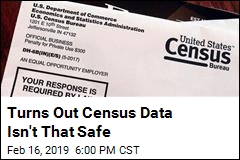 Turns Out Census Data Isn't That Safe