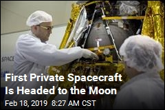 Israel Is Going to the Moon