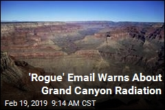 Visit Grand Canyon Since 2000? There's a Radiation Issue