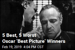 5 Best, 5 Worst Oscar 'Best Picture' Winners