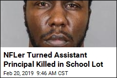 NFLer Turned Assistant Principal Killed in School Lot