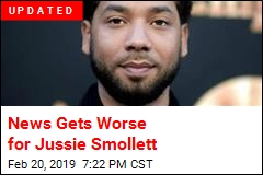 Police Have Bad News for Jussie Smollett