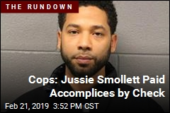 Cops: Jussie Smollett Paid Accomplices by Check