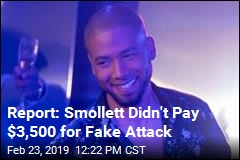 Report: Cops Got It Wrong About the Smollett Check