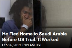Saudi Man Who Fled US Prosecution May Be Scot-Free