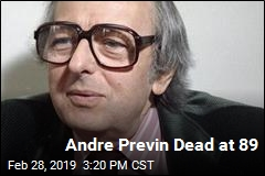 Andre Previn Dead at 89