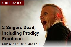 2 Singers Dead, Including Prodigy Frontman