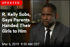 In Interview, R. Kelly Sobs, Denies Abuse Allegations
